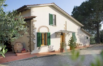 Vinci cottage rental - Casa Anita