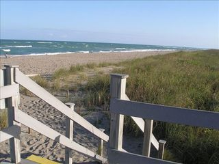 Hutchinson Island condo photo - Your beach! Swim, shell, fish, read, relax!
