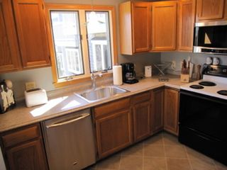 Provincetown townhome photo - Kitchen