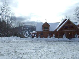 Ascutney cabin photo - Mt Ascutney in background.