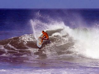 Nosara house photo - nearby Playa Guiones (Nosara) - one of the best surfspots in the world!