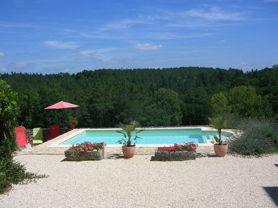 Peaceful house, with pool , Saint-martin-le-redon