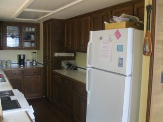 "Camano Island house photo - ""Best stocked vacation rental kitchen ever"" - says past renter."