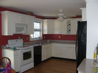 Newport house photo - Kitchen area