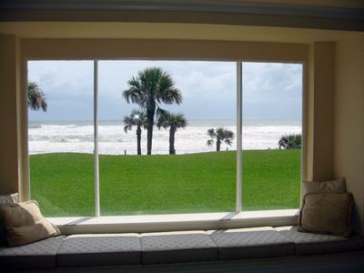 View of Lawn and Surf