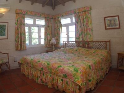Long Bay villa rental - 2nd Bedroom with en-suite bathroom