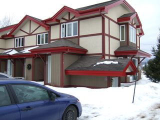 Mont Tremblant townhome photo - Our House in Winter