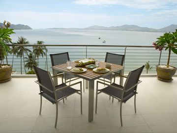 Al-fresco dining and the best sea-views in Phuket.