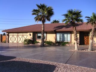 Las Vegas house photo - Front of home