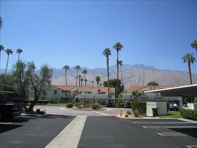 Palm Springs condo rental