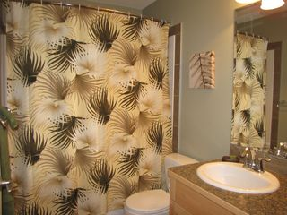 Shuswap Lake townhome photo - main floor bathroom