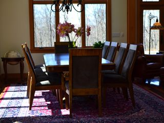 Dining Room - Austerlitz house vacation rental photo