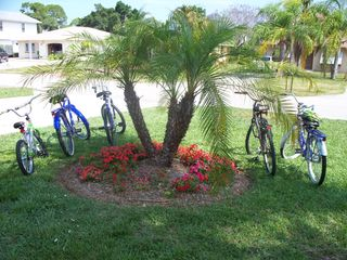 Vanderbilt Beach house photo - Five bicycles available for your use