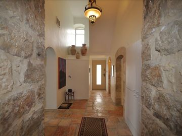 Hallway and Entrance