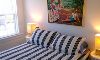 Provincetown condo photo - Bedroom two.