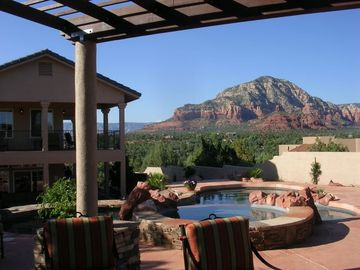 Sedona house rental - Paradise in your own private setting.