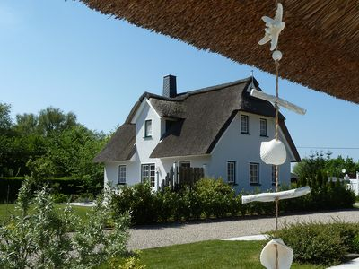 Cottage thatched roof, 4 bedrooms, fireplace, W-LAN - Ferienhaus 'Seeschwalbe'