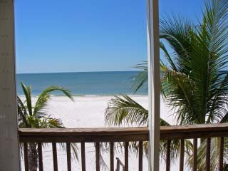 Fort Myers Beach house photo - View from front porch