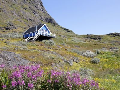 A warm place in a cool country – rent a house in Greenland