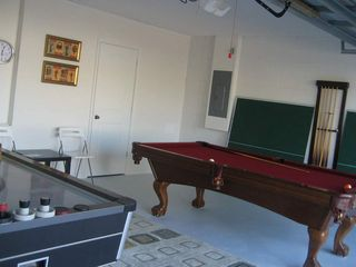 Westridge villa photo - Game room with pool table, ping pong table and air hockey table