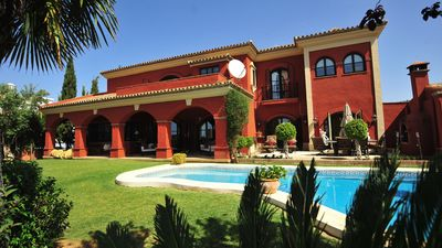 Elviria area villa rental