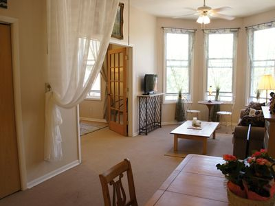 Enjoy the Sights of Chicago and Lincoln Square--Then Come Back to Relax Here...