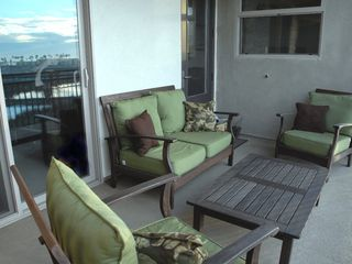 Oceanside condo photo - Patio Furniture