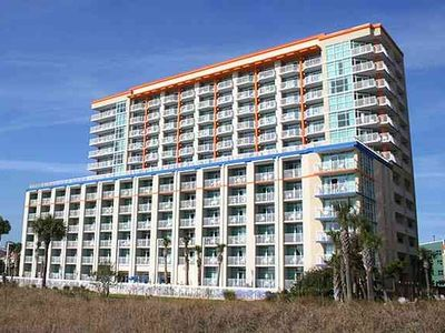 Dunes Village - Palmetto Tower - Ocean Side
