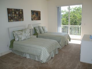 Siesta Key house photo - TWIN BED ROOM WITH EN-SUITE BATHROOM AND TERRACE