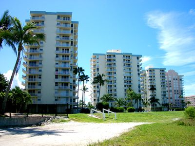 Estero Beach & Tennis Condominium