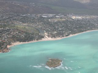 Kailua house photo - The sleepy town of Kailua by the sea. Where one goes to chill.