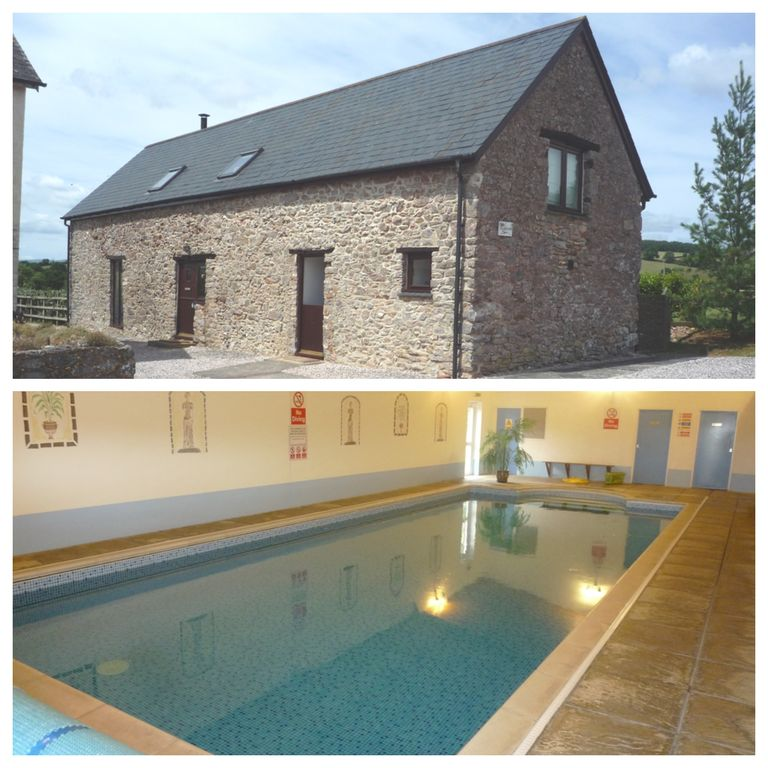 DETACHED BARN CONVERSION FAMILY FRIENDLY WITH INDOOR POOL GAMES RM PLAY AREA