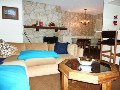 Slopeside Ski Condo at Heavenly's Stagecoach Express Chairlift