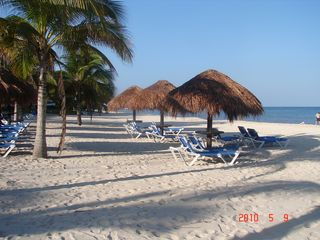 Cozumel condo photo - Our beautiful quiet beach