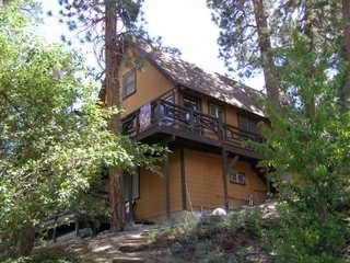 Big Bear Lake cabin photo - A summer day at Cove.