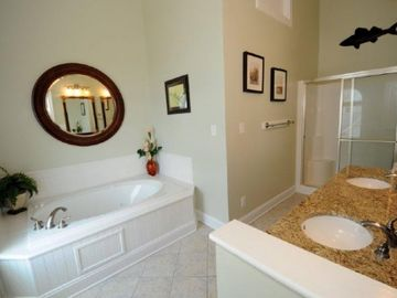 Master Bathroom w/ Jacuzzi