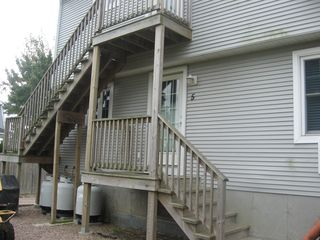 Misquamicut condo photo - Entrance
