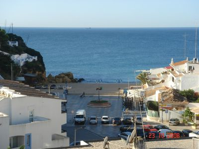 Carvoeiro apartment rental - View from apartment balcony