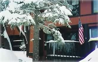 Escape For All Seasons condo rental - Condo with snow!!!! - Think Snow!