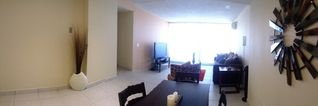 Isla Verde apartment photo - living room and dinning table.