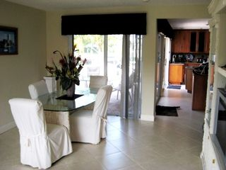 Pompano Beach house photo - Dining room-family room