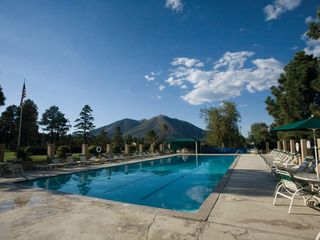 Flagstaff condo photo - Pool View