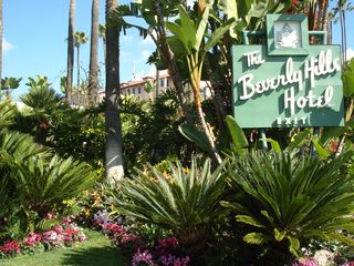 Beverly Hills studio photo - Beverly Hills Hotel, within view of our property