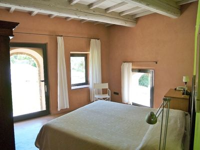Sarteano farmhouse rental