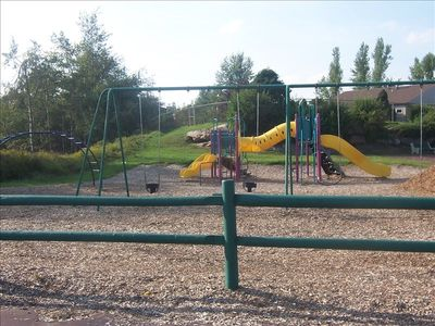 Your Children Will Love The Playground Adjacent To Lake, Pool, And Arcade!!!