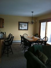 Jay Peak condo photo - Dining room
