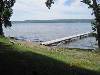 Ithaca cottage photo - Picnic on the water