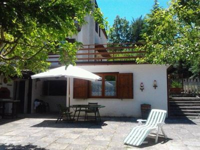 Casale D Abruzzo: Beautiful Villa with garden close to the National Park of Monti della Laga and Gran Sasso, perfect for a relaxing holiday in contact with nature!
