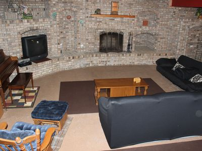 Open Basement Area