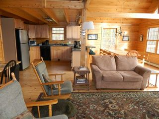 Carrabassett Valley house photo - Living room